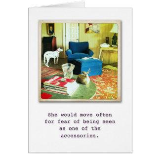 Blank Humor Card