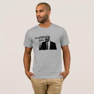 Blank Is My Hero T-Shirt