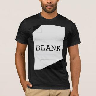 Blank Paper T-Shirt