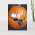 Blank Rattie Halloween Card