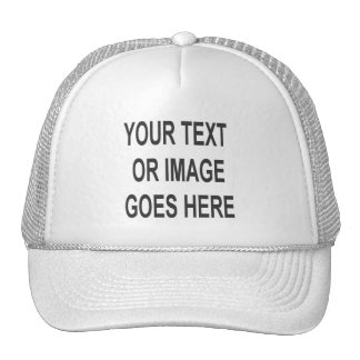 Blank ready to customize custom product! mesh hat