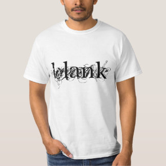 Blank skateboards T-Shirt