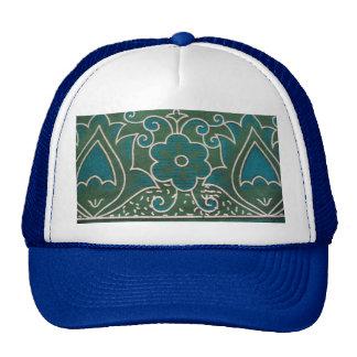 blank standard of flower hats