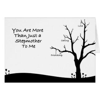 Blank Stepmother Card