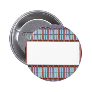 BLANK Strip add TEXT  Photo Template DIY Gifts Pinback Buttons