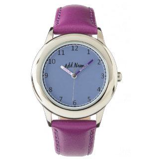 Blank Watch Face Wristwatch