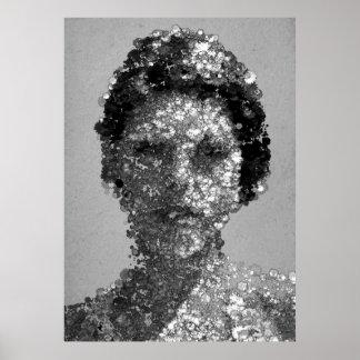 Blanka Vlasic portrait Posters