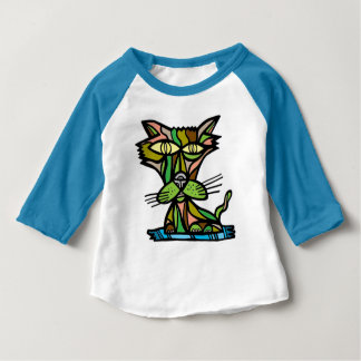 """Blanket"" Baby Raglan T-Shirt"