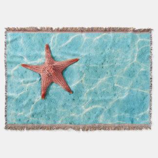 Blanket Blanket, starfish star fish