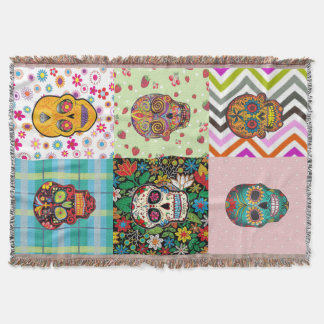 """Blanket for decoration """"Mexico Country """""""