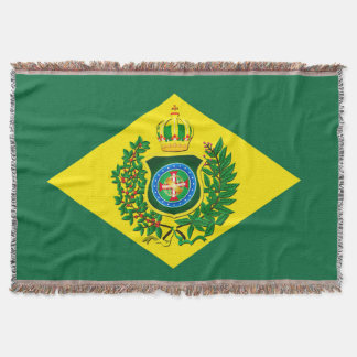 Blanket Imperial Flag of Brazil