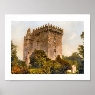 Blarney Castle, County Cork, Ireland Poster