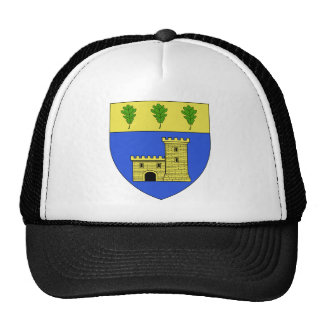 Blason ville fr Chassagny (Rhone) Trucker Hats