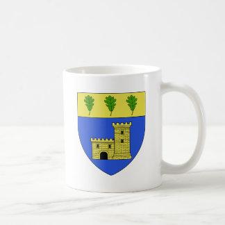 Blason ville fr Chassagny (Rhone) Coffee Mugs