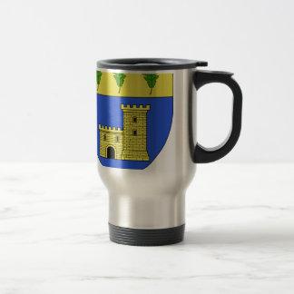 Blason ville fr Chassagny (Rhone) Coffee Mug