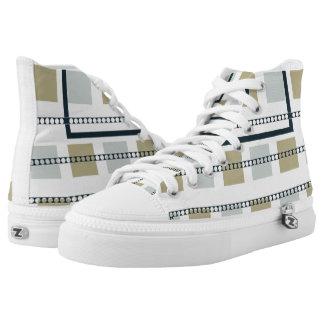 Blass Steps Printed Shoes