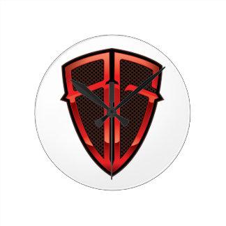 Blast Gaming Logo - No Text Wallclocks