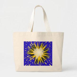 Blast Large Tote Bag