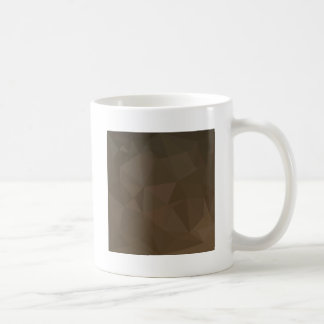 Blast Off Bronze Abstract Low Polygon Background Coffee Mug