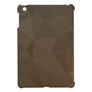 Blast Off Bronze Abstract Low Polygon Background Cover For The iPad Mini