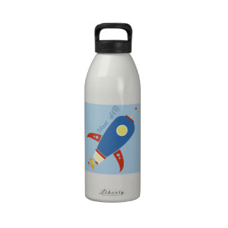 Blast Off Reusable Water Bottles