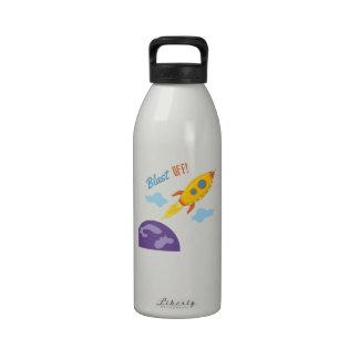 Blast Off Water Bottles