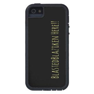 BlastedBlaziken phone case