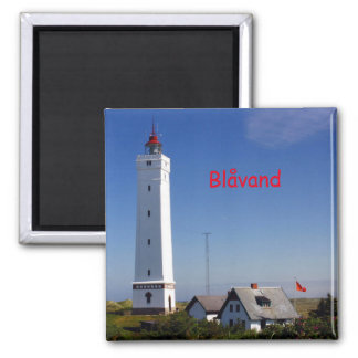 Blåvand - your favourite place for it! favorite square magnet