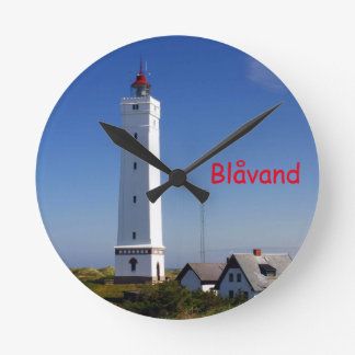 Blåvand - your favourite place for it! favorite wallclocks