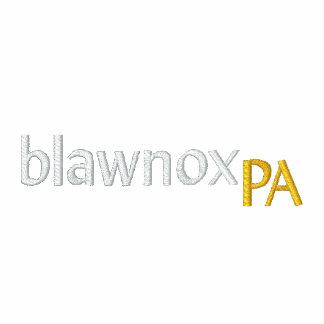 blawnox PA weather wear Embroidered Hooded Sweatshirts