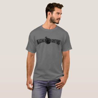 Blazing Griffins Logo T-Shirt