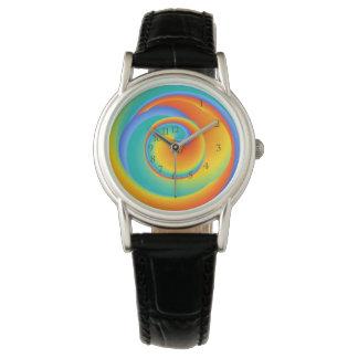 blazing spin - wristwatch