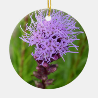 Blazing Star Flower Ornament