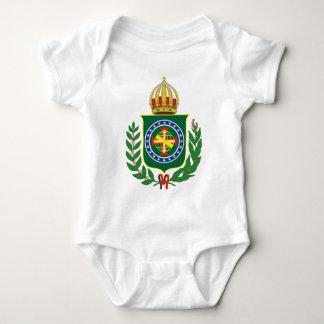 Blazon Empire of Brazil Baby Bodysuit