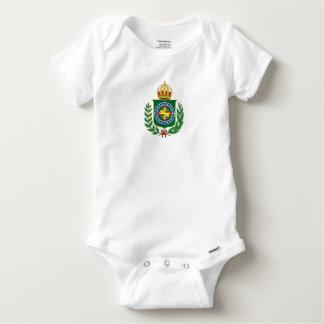 Blazon Empire of Brazil Baby Onesie