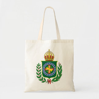 Blazon Empire of Brazil Tote Bag