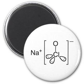 Bleach 6 Cm Round Magnet