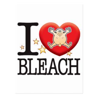 Bleach Love Man Postcard