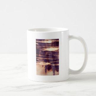bleach scruffily / wet mugs