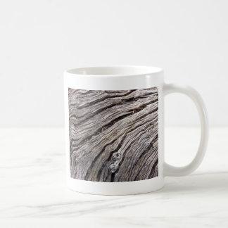 Bleached Australian hardwood of fallen gum tree Coffee Mug