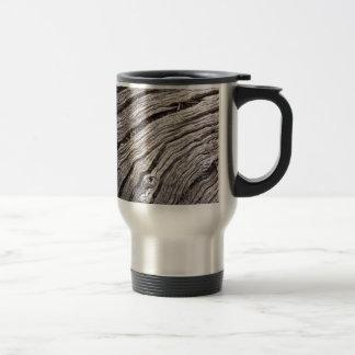 Bleached Australian hardwood of fallen gum tree Coffee Mugs