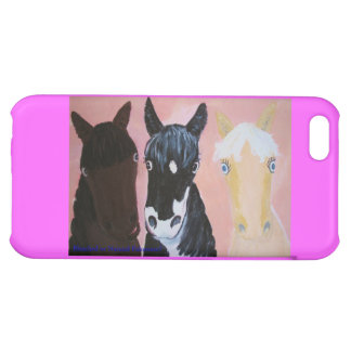 Bleached Or Palomino? iPhone 5C Cases