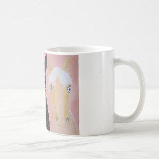 Bleached Or Palomino? Coffee Mugs
