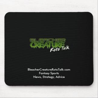 BleacherCreatureRotoTalk Mouse Pad
