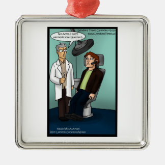 Bleaching BluethoothFunny Dentistry Ornaments Christmas Ornament