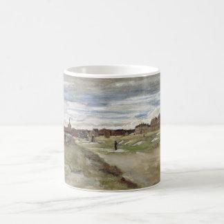 Bleaching Ground at Scheveningen by Van Gogh Mug