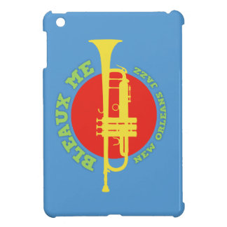 Bleaux Me - New Orleans Jazz iPad Mini Covers