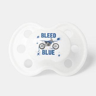 Bleed Blue 13 Dummy