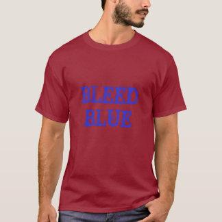 BLEED BLUE T-Shirt