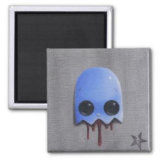 bleeding boy ghost magnet